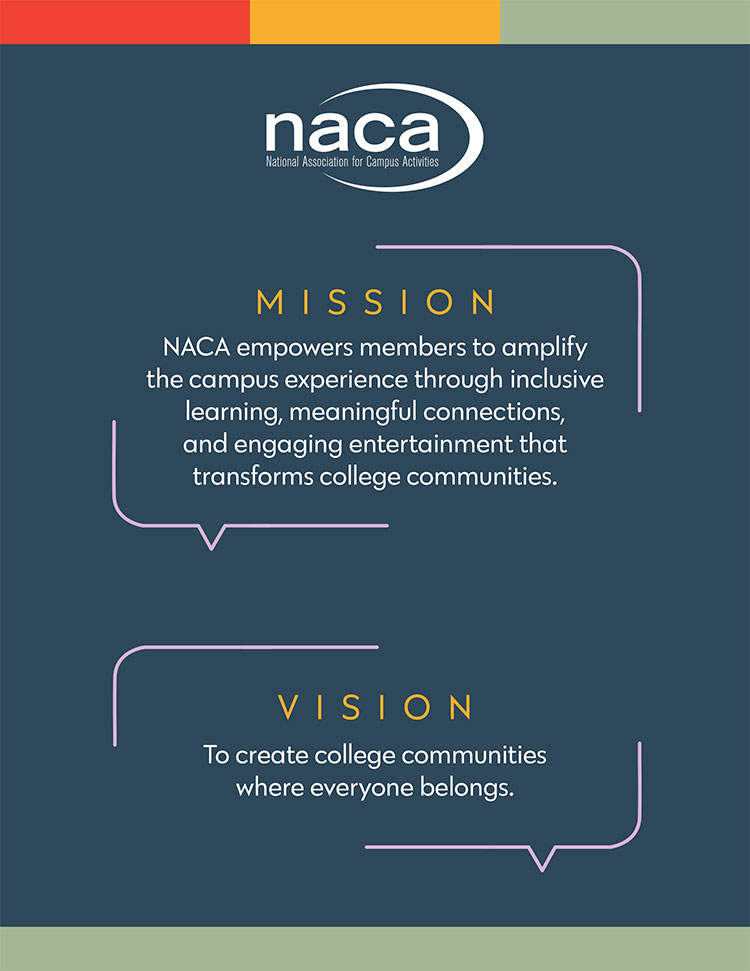 NACA Mission and Vision