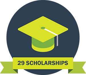 The NACA Foundation offers 29 scholarships